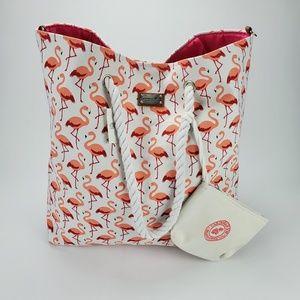 * NWT [Caribbean Joe] Summer Tote with mini bag